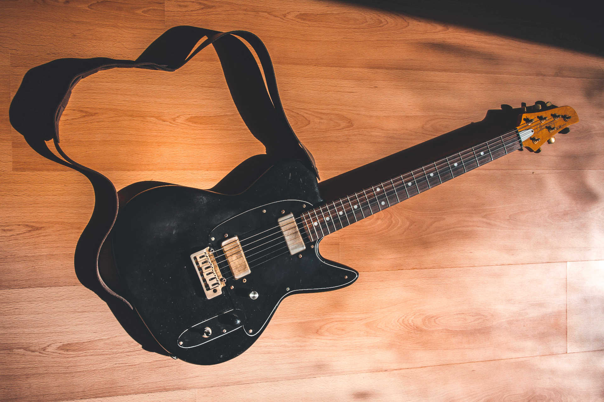 Guitare Electrique - Studio Guitare Belfort