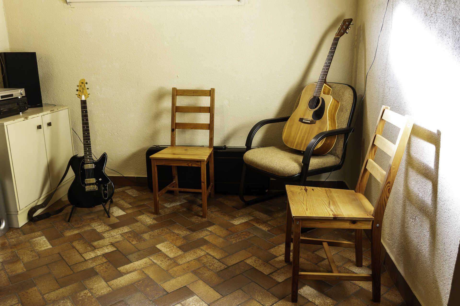 Local 01 Studio Guitare Belfort